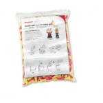 Laser Lite® Earplug Dispenser Refill, 32 dB, Magenta & Yellow