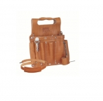 Tool Pouch w/ Strap, Premium Leather