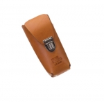 Cell Phone Pouch, Premium Leather