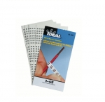 Assorted 1-48 Wire Marker Booklet, Pack of 10