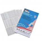 Assorted 1-90, A-Z,+,-,/,0 Wire Marker Booklet