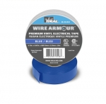 "3/4"" Color Coding Electrical Tape, 66' Roll, Blue"