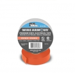 "3/4"" Color Coding Electrical Tape, 66' Roll, Orange"
