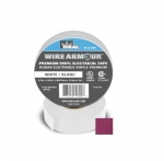 "3/4"" Color Coding Electrical Tape, 66' Roll, Violet"