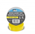 "3/4"" Color Coding Electrical Tape, 66' Roll, Yellow"