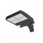 225W LED Area Light, Wall Mount, 30326 lm, 120V-277V, 4000K