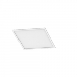 20W 2x2 LED Flat Panels, Dimmable, 120-277V, 2619 lm, 4000K