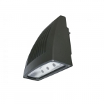 50W Large LED Wall Pack, Full-Cut Off, 120-277V, 4976 lm, 5000K