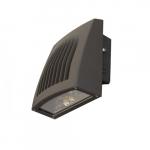 20W LED Wall Pack w/ LED Driver, Full-Cut Off, 1887 lm, 5000K