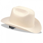 Western Outlaw Hard Hat w/ 4 Point Ratchet, White