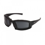 V50 Calico Safety Eyewear w/ Smoke Lens, Black Frame