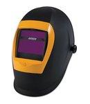 Jackson Safety BH3 Auto Darkening Welding Helmet, Balder Technology, WH70, Black/Orange