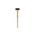 16lb Double Face Sledge Hammer w/ Hickory Handle