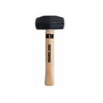 3lb Hand Drill Hammer w/ Hickory Handle