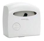 White Electronic Touchless Coreless JRT Tissue Dispenser