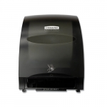 Electronic Towel Dispenser, Black
