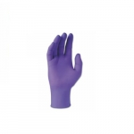 9.5-in X-Large Nitrile Exam Gloves, Latex-Free, Purple