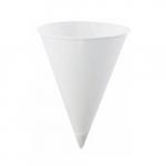 10 oz Paper Cone Cups, White