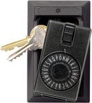 KeySafe Original Permanent Dial, Black