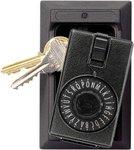 KeySafe Original Permanent Dial, Black