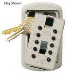 KeySafe Original Slimline Push, Clay