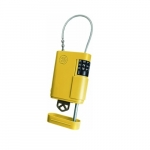 Portable Stor-A-Key, Blue
