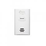 120V Plug-In CO Alarm AC Powered w/Battery Backup, Tamper Resistant