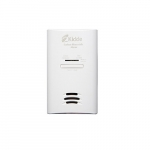 120V Plug-In CO Alarm AC Powered w/Battery Backup, 6 Pack