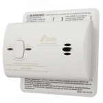 Battery Operated Carbon Monoxide Alarm, RV Listed, Clamshell