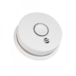 Photoelectric Smoke & CO Alarm, Wireless, 10 Year Sealed Battery Backup