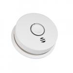 120V AC Hardwired Photoelectric Smoke Alarm w/Voice, 10 Yr Sealed Battery Backup