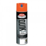 17 oz Industrial Maintenance Acrylic Paint, Glossy Black