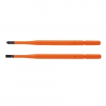 7.58-in Screwdriver Blades, Single-End, Insulated, 2 Pack