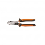 Insulated Diagonal Cutting Pliers with Slim Handle, Orange & Gray