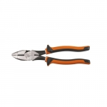 "Insulated 8"" Slim Side-Cutting Pliers, Orange & Gray"