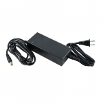 10-ft AC Power Adapter Cord, 2.5A, 100-240V, Black