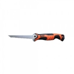 Folding Jab Saw, Orange & Black