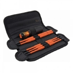 8-in-1 Screwdriver Set, Insulated & Interchangeable