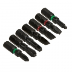 Pro Impact Power Bits, Assorted, 7 Pack
