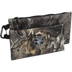 Camo Zipper Bags for Tools, Pack of Two