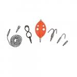 Fish Rod Attachment Set, 7 Piece