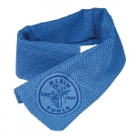 13-in x 29.5-in Cooling Towel, Blue