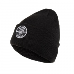 Knit Hat, Black