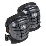 Lightweight Gel Knee Pads, Black