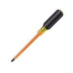 4'' Insulated Profilated Phillips Tip Cushion Grip Screwdriver