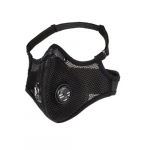 Reusable Face Mask with/ Replaceable Filters, Black