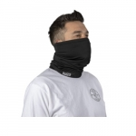 Fleece Lined Face and Neck Band, Black