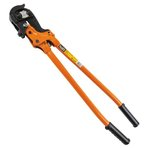 Heavy-Duty Ratcheting Bolt Cutter