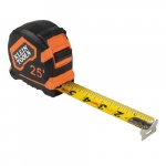 25-ft Tape Measure, Single-Hook