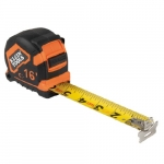 16-ft Tape Measure, Double-Hook